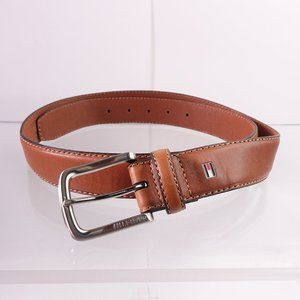 NEW Tommy Hilfiger Premium 35mm Leather Casual